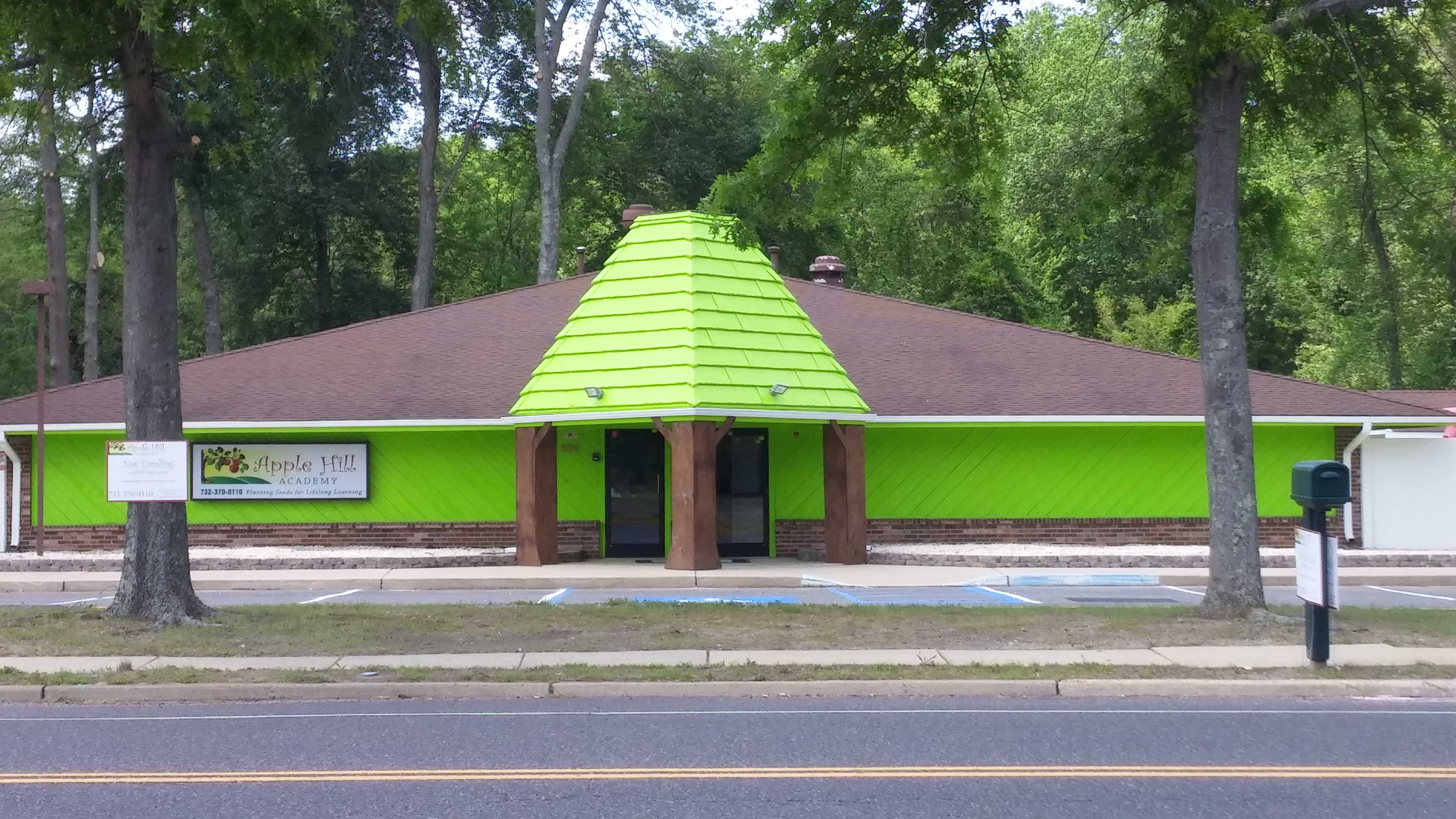 Picture of a child care learning center in Howell, NJ